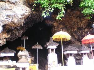 goa lawah - bat cave